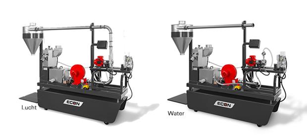 afbeelding hybride onderwater en lucht granulatie EWA