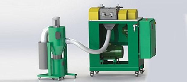 Bay Plastics Machinery vermindert het percentage fines (carryovers) aanzienlijk, wat resulteert in verbeterde opbrengst bij pelletizeren.